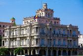 Hispanic embassy, Havana, Cuba — Stock Photo