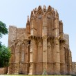 图库照片: Famagustgothic Cathedral, North Cyprus