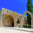 Bellapais abbey, kyrenia, Chipre del norte — Foto de Stock