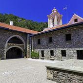 Kykkos Monastery, Cyprus — Stock Photo
