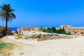 Inside Venetian Kyrenia Castle (16th c.), North Cyprus — Stock Photo