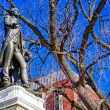 Lafayette Monument,  Washington DC - Stock Photo