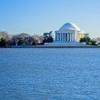 Jefferson Memorial,  Washington DC - Stock Photo