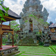Traditional Hindu Temple, Bali — Stock Photo