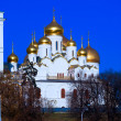 Cathedral of the Annunciation, Moscow — Foto Stock