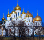 天使报喜,莫斯科大教堂 — 图库照片