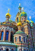Church of Savior on Blood, St. Petersburg — Stock Photo
