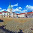Charlottenburg Palace, Berlin, Germany — Stock Photo
