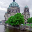 Berlin Cathedral (Berliner Dom), Germany - Stok fotoraf