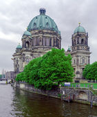 Berlin Cathedral (Berliner Dom), Germany — 图库照片