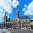 Gothic Cathedral, Ghent, Belgium — Stock Photo