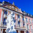 Baroque Kurfurstliches Palace, Trier — Stock Photo