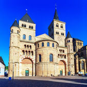 Saint Peter Roman Cathedral, Trier — Stock Photo