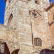 Panorama - Church of the Holy Sepulchre, Jerusalem — Stock Photo #22309025