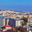 Panorama - Aerial View of Jerusalem — Stock Photo
