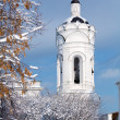 Belltower for the church of St. George in Kolomenskoye — Stock Photo