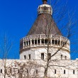 Annunciation Cathedral in Nazareth — Stock Photo