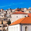 Roofs of Old City in Nazareth — Stock Photo
