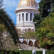 Bab Shrine in Bahai Garden — Stock Photo