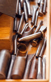 Tools for Metal Embossing — Stock Photo