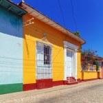 Old City Casa House Trinidad, Cuba — Stock Photo #37646053