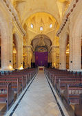 интерьер собора гавана — Стоковое фото