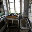 Old abandoned vintage kitchen - Stock fotografie