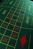 Roulette table — Zdjęcie stockowe