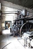 Staré vintage továrna — Stock fotografie