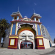 Luna park - Lizenzfreies Foto