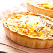 Quiches lorraines - Stock Photo