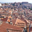 The Old Town of Dubrovnik, Croatia — Stock Photo