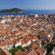 The Old Town of Dubrovnik, Croatia — Stock Photo #14521375
