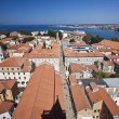 Zadar old town in crotia - Foto Stock