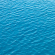 Clear blue sea, water seascape abstract background — Stock Photo