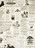 Vintage wallpaper background — Stock Photo