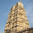 The Virupaksha Temple, Hampi, Karnataka, India — Stock Photo