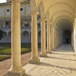 Certosa di San Martino - monastery at Naples, Italy - Stock Photo