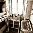 Old abandoned vintage room — Stock Photo #14540743