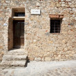 Stock Photo: Old house in tuscany