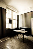 Old abandoned vintage room — Stock Photo