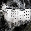 Stock Photo: Predjamcastle in cave, slovenia