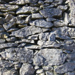 Ancient stone wall texture background — Stock Photo