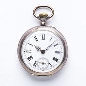 Eski vintage cep saati — Stok fotoğraf