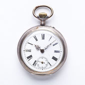 Oude vintage pocket watch — Stockfoto