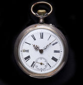 Old vintage pocket watch — Stock Photo