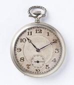 Antigo relógio de bolso vintage — Foto Stock