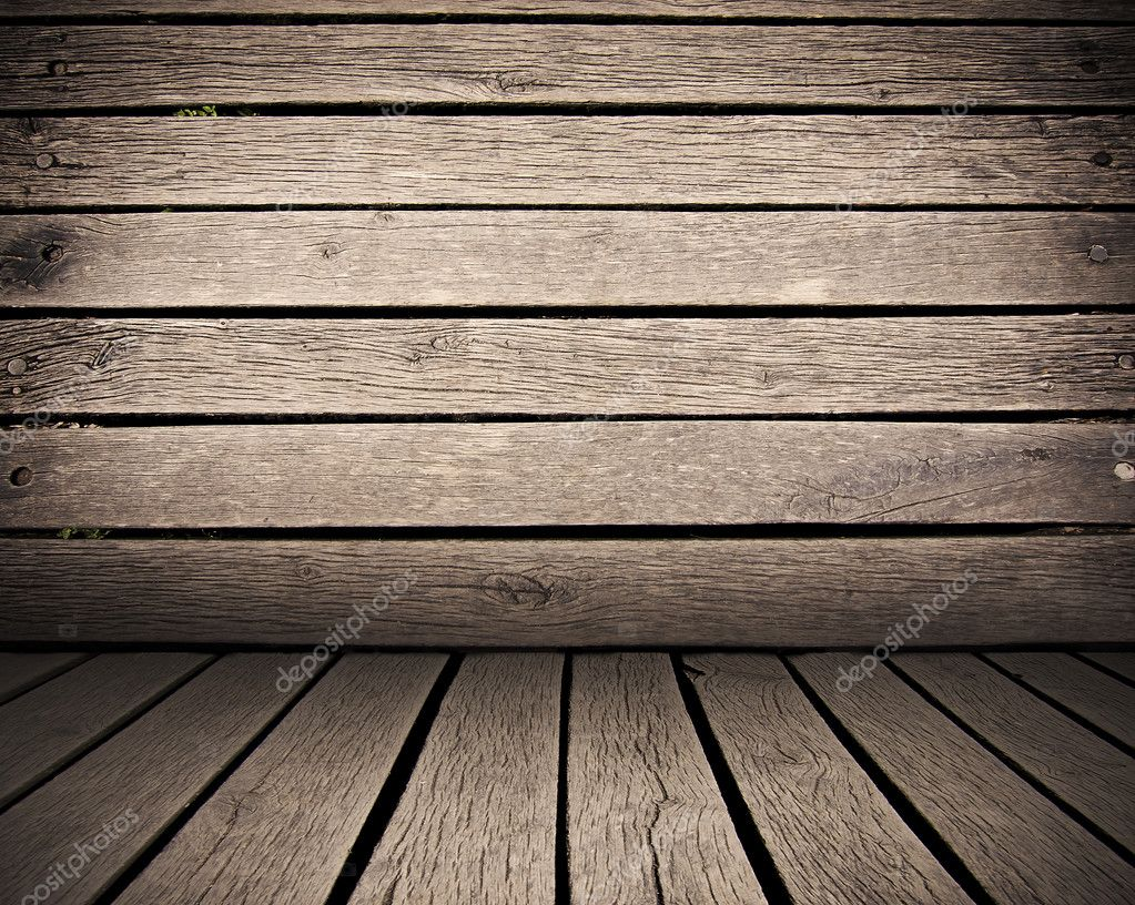 Wooden Planks Interior Background Wood Floor And Wall Stock Photo Tommasolizzul 28459975