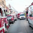 Stock Video: Emergency Vehicles