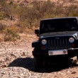 Driving off-road in the Arizona desert — Stock Video #13783481